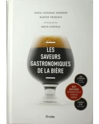 Livres sur la fabrication de la bière - Les saveurs gastronomiques de la bière