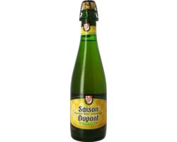 Bottled beer - Saison Dupont Cuvée Dry Hopping Styrian Wolf
