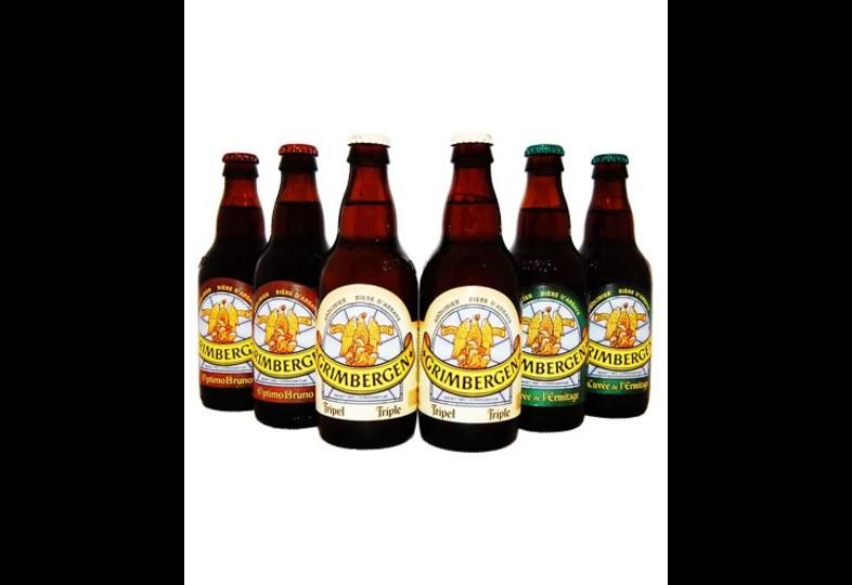 Accessoires et cadeaux - 6 bières Grimbergen