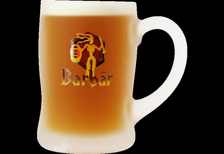 Beer glasses - Barbar Bock 33cl glass
