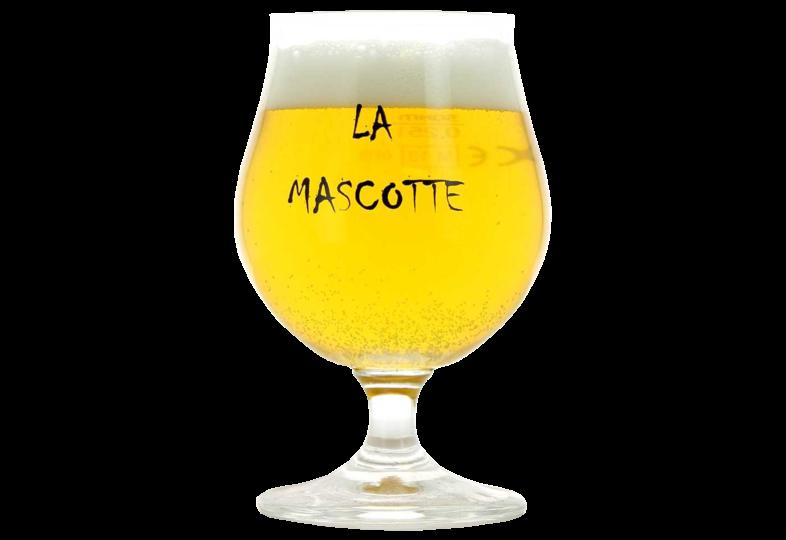 Verres à bière - Verre La Mascotte 25cl