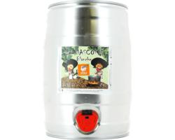 Fusti di birra - Fusto La Mascotte Blanche 5L