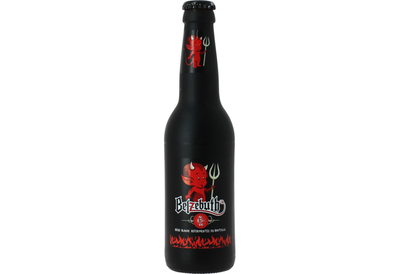 Bottled beer - Belzebuth 8.5