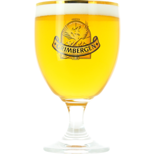 Grimbergen - 25cl Golden Rim Bicchiere