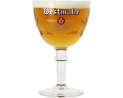 Bierglazen - Glas Westmalle Trappist - 25cl