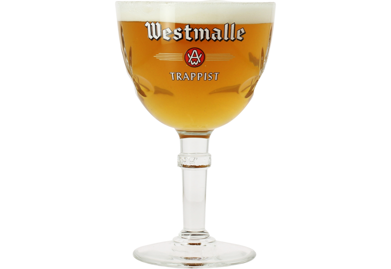 Beer glasses - Westmalle Trappist 25cl glass