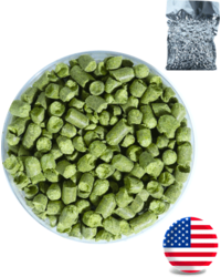 Houblons - Houblon Willamette en pellets