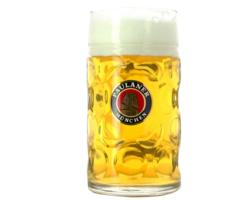Verres à bière - Chope Paulaner 1L