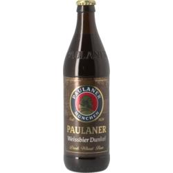 Bottled beer - Paulaner Hefe-Weifsbier Dunkel