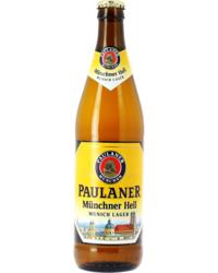 Bottled beer - Paulaner Original Münchner Hell 50cl