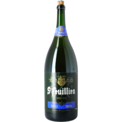Bottled beer - Jeroboam St Feuillien Triple 3L