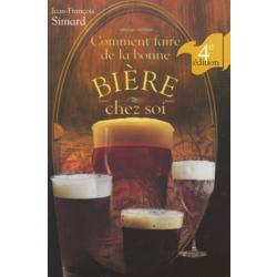 """Boeken over bier brouwen - Livre : """"Comment faire de la bonne bière chez soi"""""""