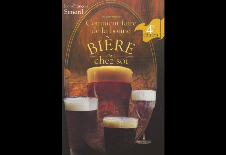"""Boeken over bierbrouwen - Livre : """"Comment faire de la bonne bière chez soi"""""""