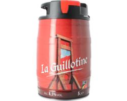 Fûts de bière - Fût 5L La Guillotine Fontaine SPI