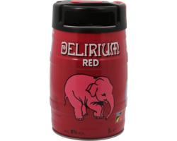 Fûts de bière - Fût 5L Delirium Red Fontaine SPI