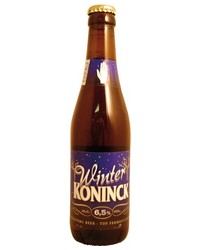 Bottled beer - De Koninck Winter
