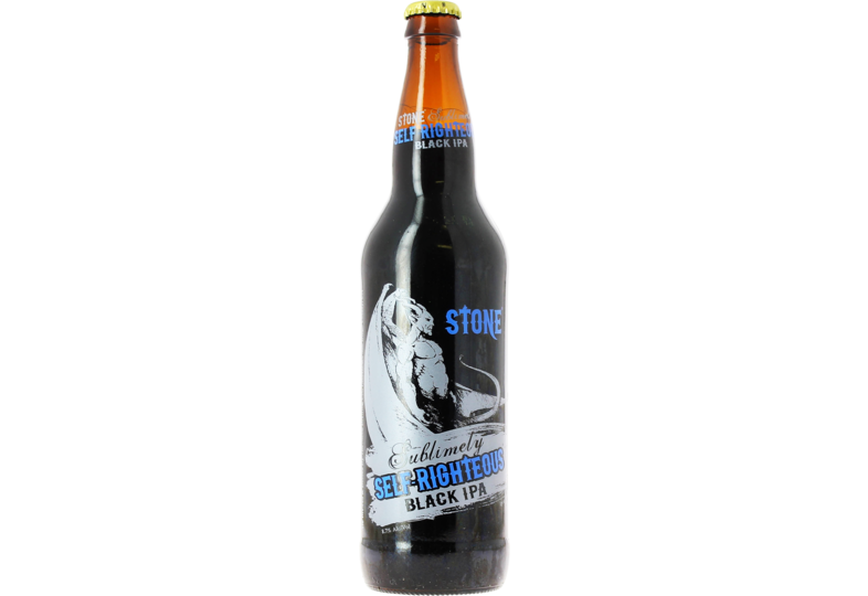 Bottled beer - Stone Sublimely Self Righteous