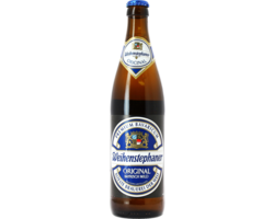 Bottled beer - Weihenstephaner Original