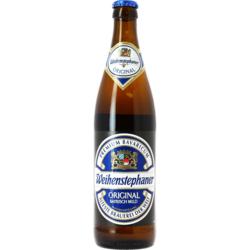 Flessen - Weihenstephaner Original