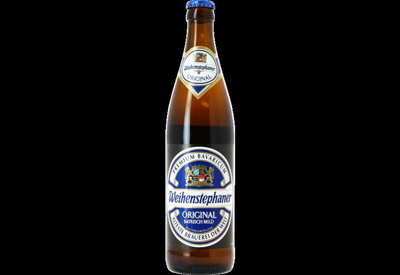 Bottiglie - Weihenstephaner Original