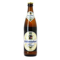 Bouteilles - Weihenstephaner Pilsner