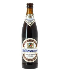 Flessen - Weihenstephaner Hefeweissbier Dunkel