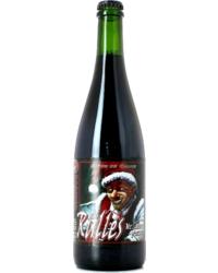 Bottled beer - La Rulles Cuvée Meilleurs Voeux
