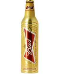 Botellas - Bud - World cup edition