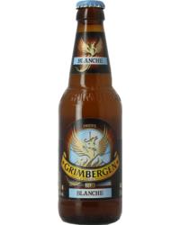 Bottled beer - Grimbergen Blanche
