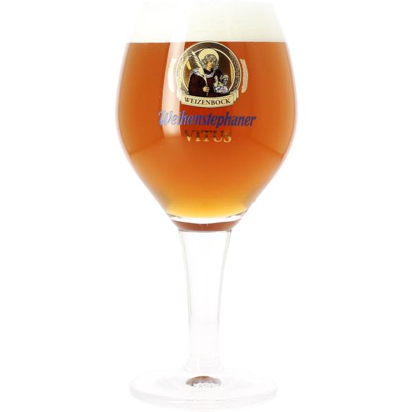 Glas voor Weihenstephaner Vitus - 50cl