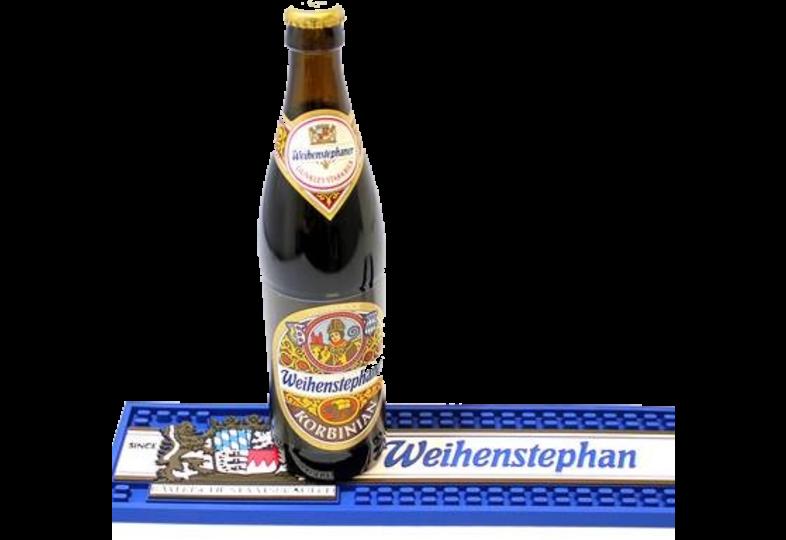 Serviettes et tapis de bar - Tapis de bar Weihenstephaner