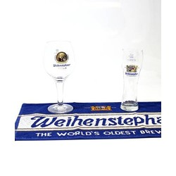 Serviettes et tapis de bar - Serviette de bar Weihenstephaner