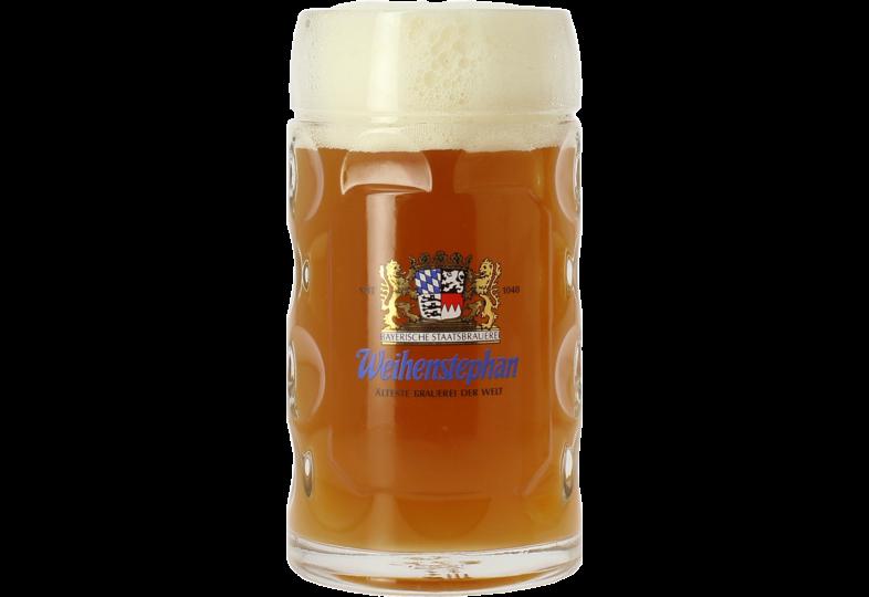 Verres à bière - Chope Weihenstephan - 50 cl