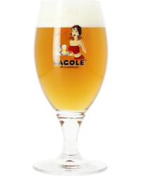 Beer glasses - La Cagole 25cl glass