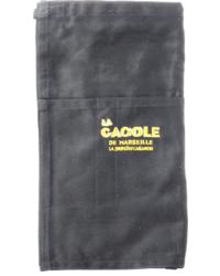 Cadeaus en accessoires - Zwart schort La Cagole