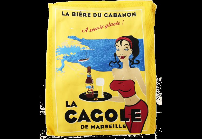 GIFTS - Long Yellow Apron, La Cagole