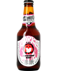 Bottled beer - Hitachino Red Rice Ale