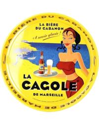 Plateaux de bar - Plateau La Cagole blonde