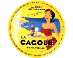Beer trays - Bar Tray from La Cagole Blonde
