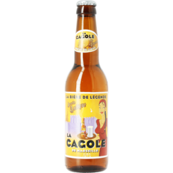 Bouteilles - La Cagole Bière de Légende