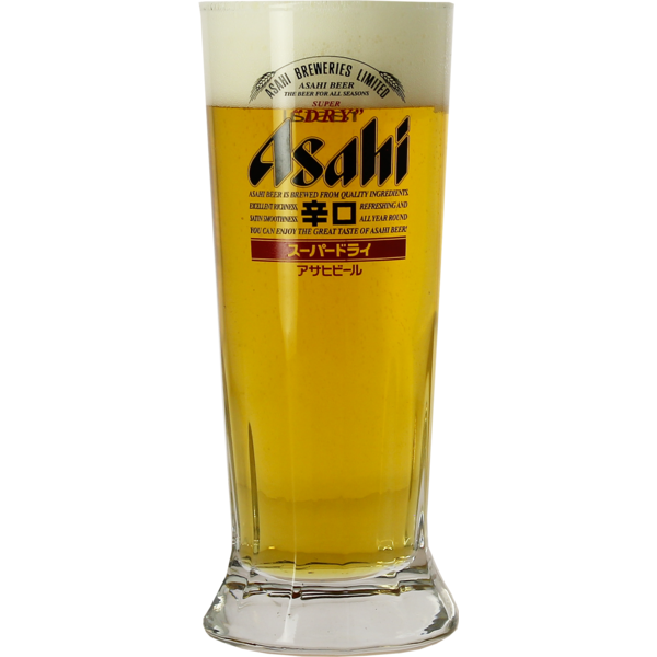 Bicchiere Asahi - 25cl
