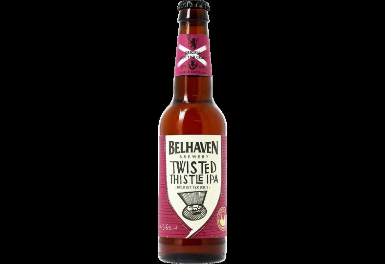 Bottiglie - Belhaven Twisted Thistle IPA