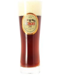 Biergläser - Glas Eku 28 à pied plat - 30 cl