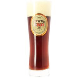 Verres à bière - Verre Eku 28 à pied plat - 30 cl