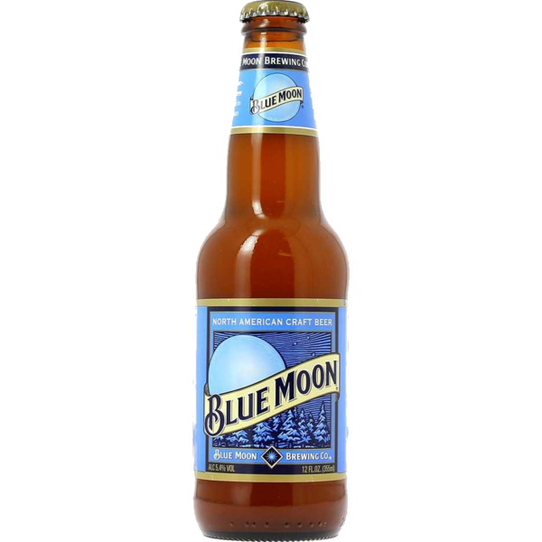 Blue Moon White Ale