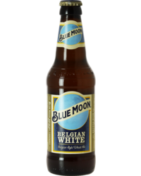 Flessen - Blue Moon White Ale