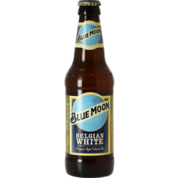 Botellas - Blue Moon White Ale