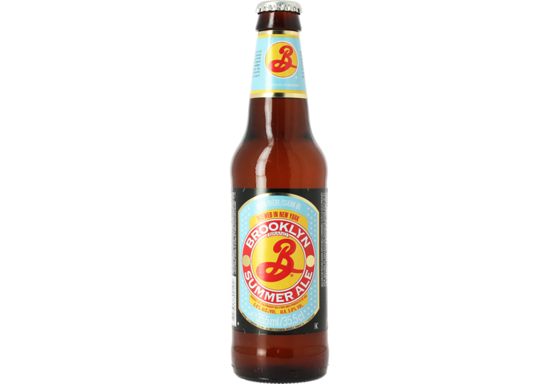 Bottled beer - Brooklyn Summer Ale