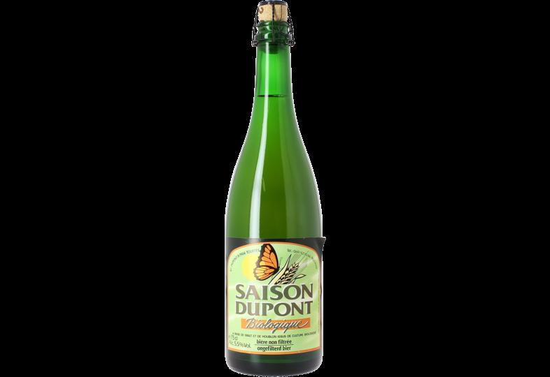 Bouteilles - Saison Dupont Bio 75 cL