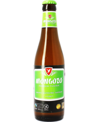 Bottled beer - Mongozo Pils